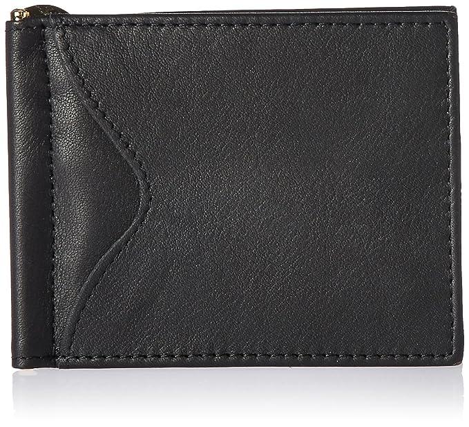 9283c55bc3ea Amazon.com  Royce Leather Men s Slim Money Clip Credit Card Wallet ...