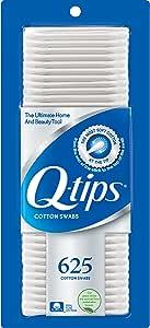 Q-tips Swabs 625 Each