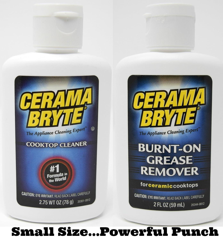 Amazon.com: CERAMA bryte completa Cooktop Kit de limpieza ...