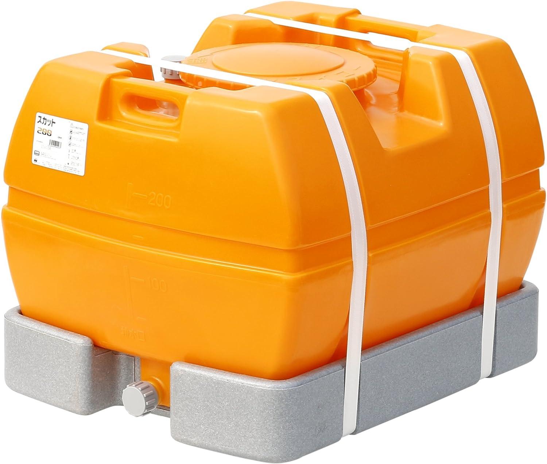 スイコー スカット 200L (オレンジ) B00USNI1KU 20800