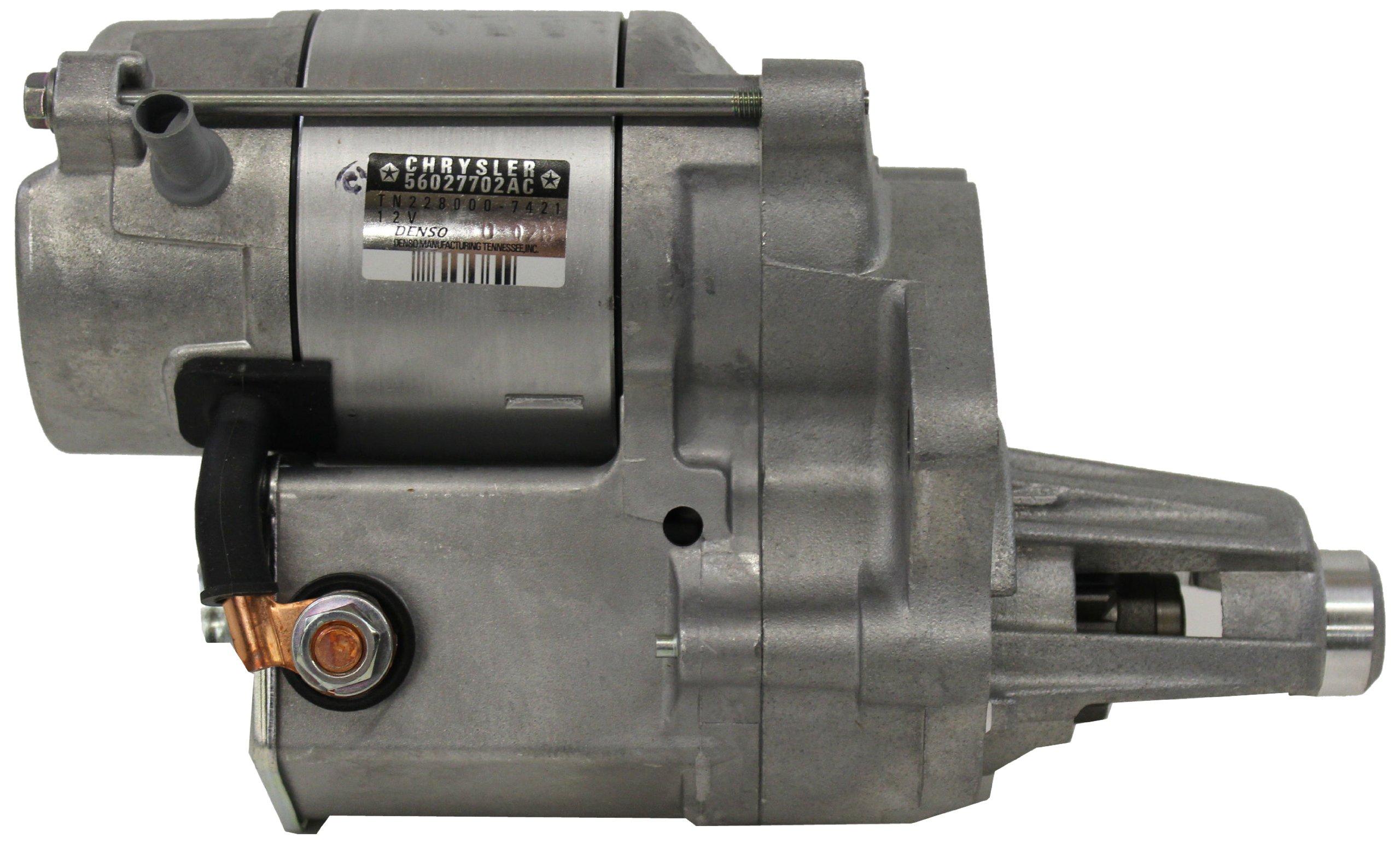Genuine Mopar P5249644AC Lightweight Starter
