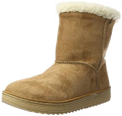 Amazon.com   Rieker Damen-Stiefelette Braun 991116-2   Loafers ... b60753acbc