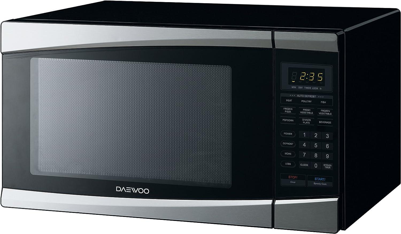 Daewoo KOR-137ES Countertop Microwave Oven