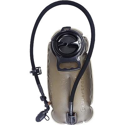 Seibertron - hidratación/Agua vejiga- sin Sabor, sin BPA, Aprobado por la FDA, microbanco, antibacterias, Adecuada Haces Senderismo, Ciclismo, Correr, Kayak