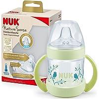 NUK Nature Sense dricka flaska | 6–18 månader | 150 ml | Temperaturkontroll display | Med ergonomiska handtag och anti…