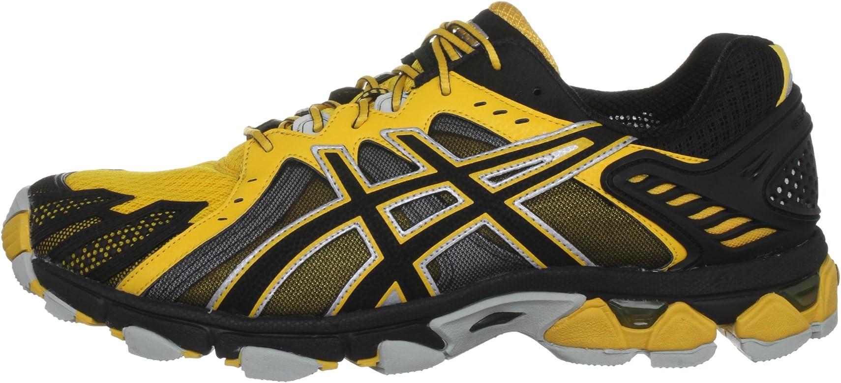 Asicsgel Trail Sensor 5 - Zapatillas de Running Hombre, Color Amarillo, Talla 44.5 EU: Amazon.es: Zapatos y complementos