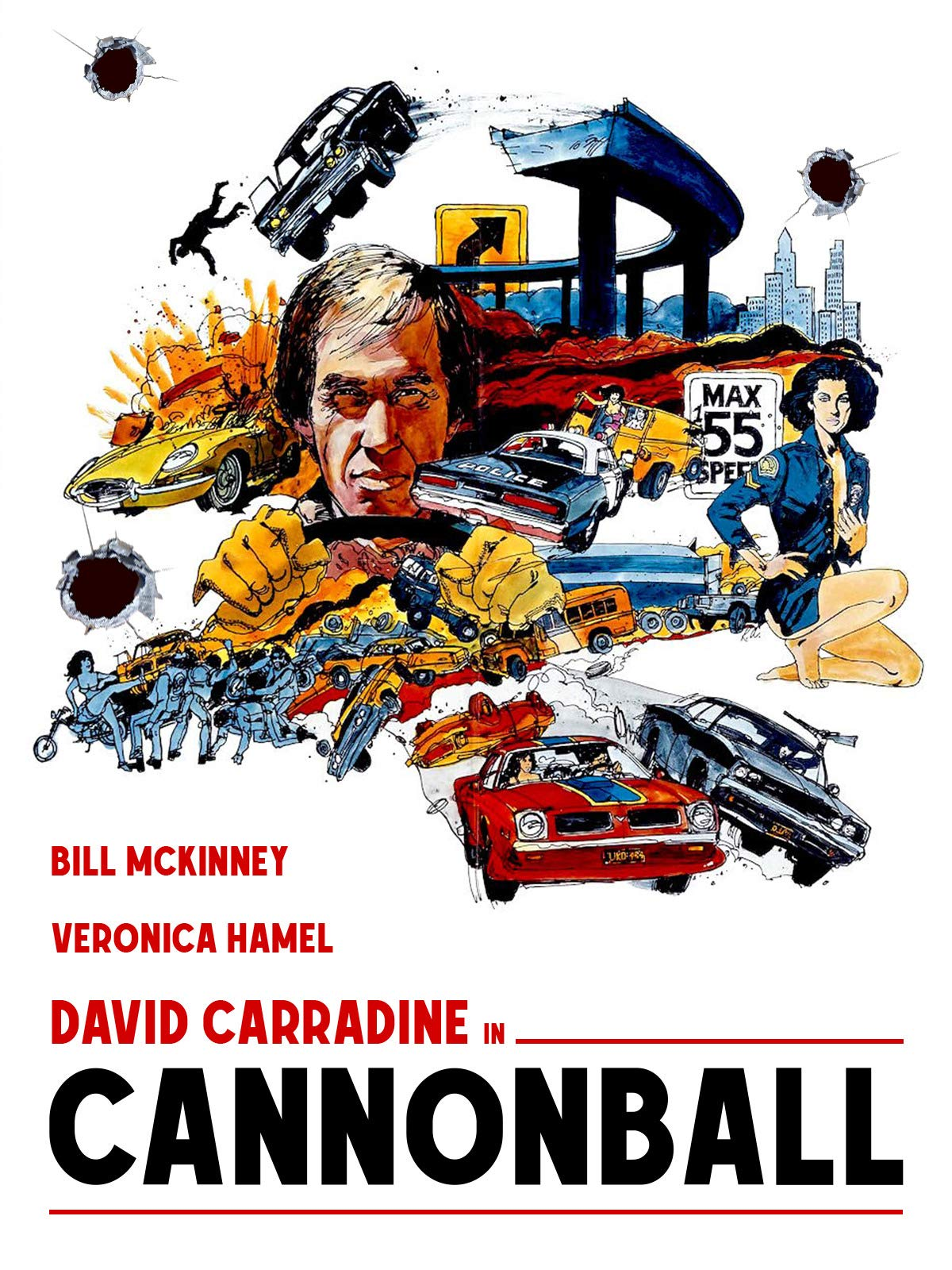 Cannonball on Amazon Prime Video UK