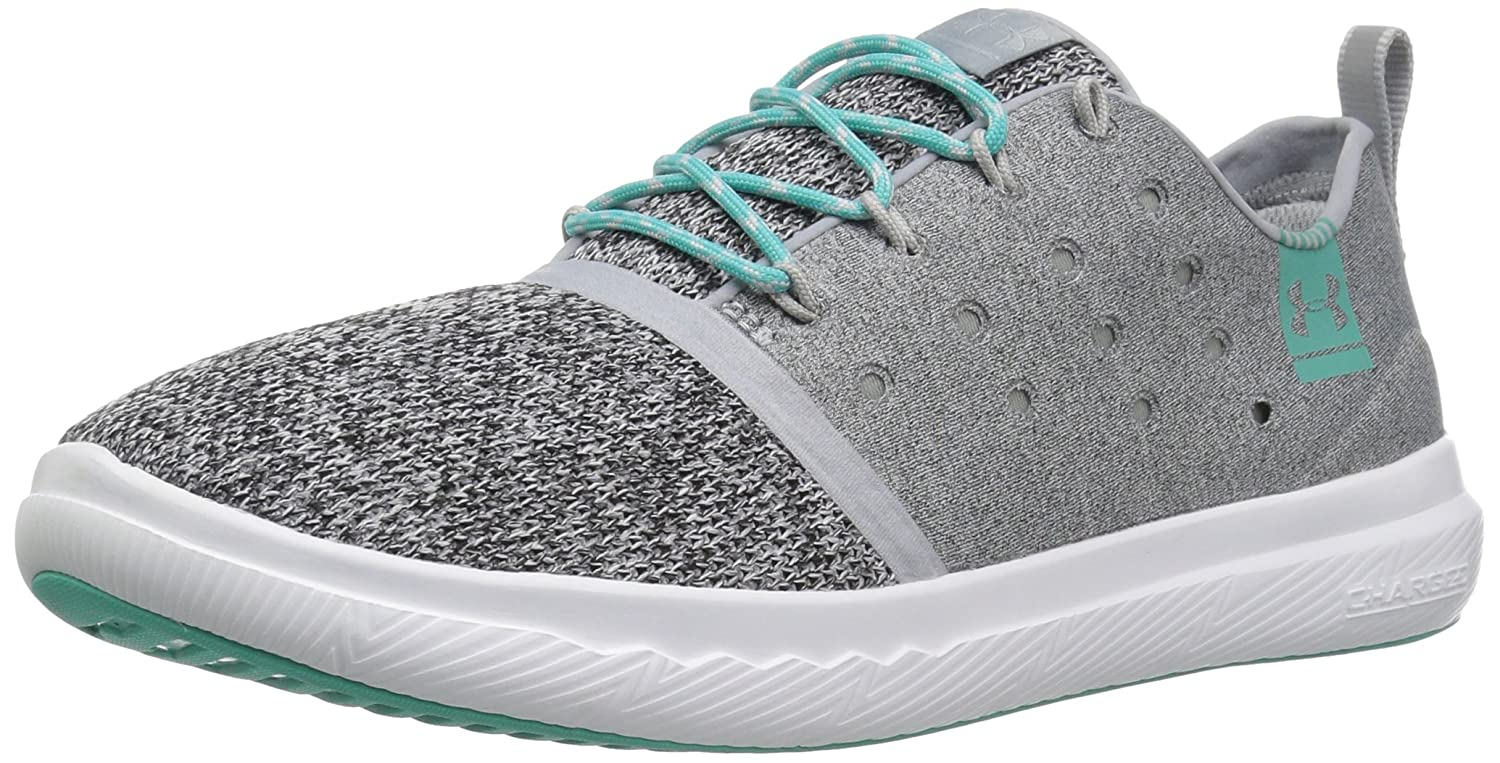 Under Armour Men's Charged 24/7 Sneaker B01HQTHQ7W 9.5 M US Overcast Gray (941)/White