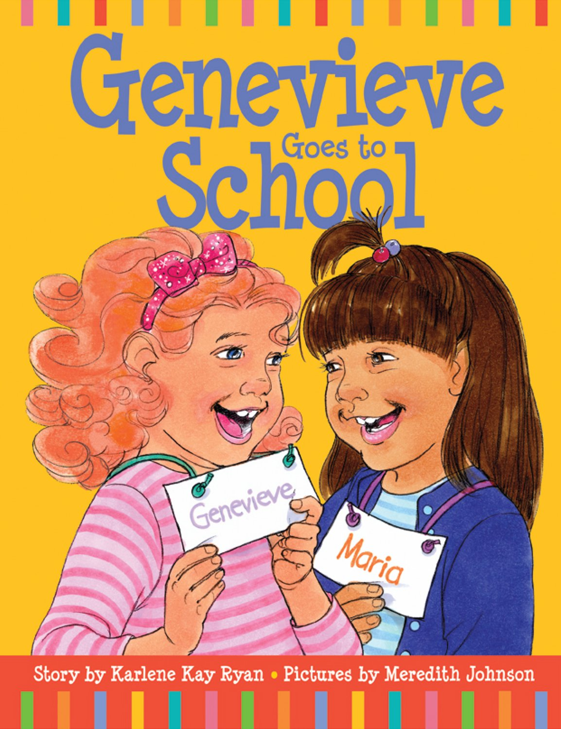 Download Genevieve Goes to School PDF