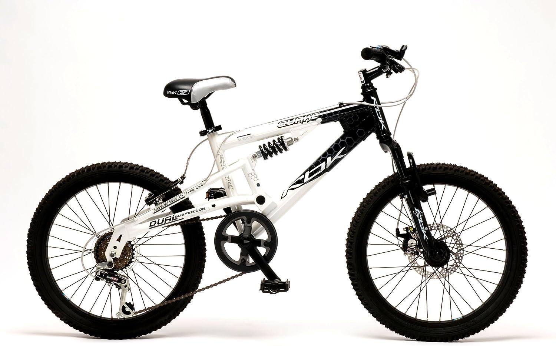 Reebok EM916JB - Bicicleta Infantil MTB para niño, 6 a 8 Years ...