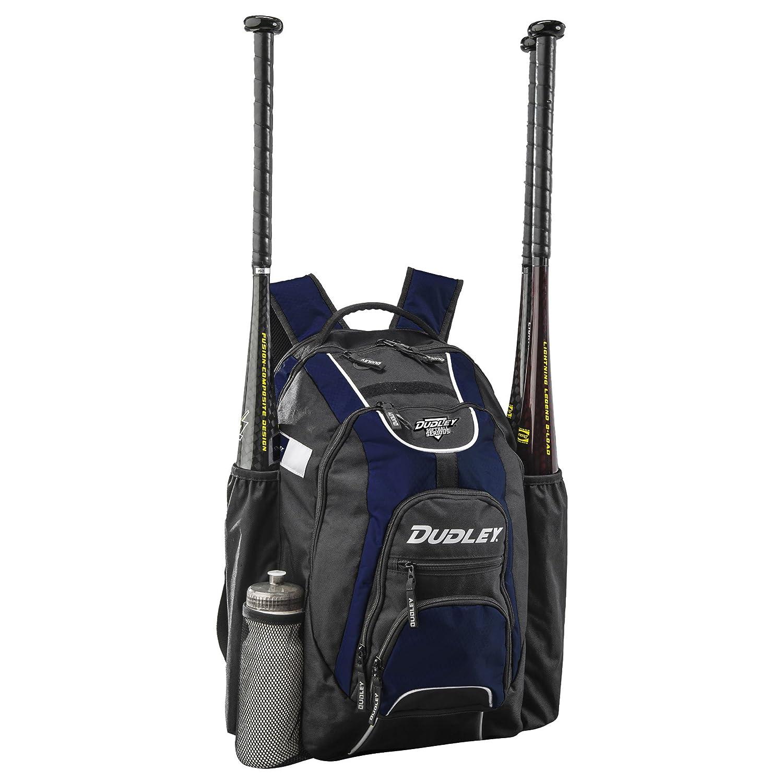 Dudley Softball Bat Packバックパックバッグ B076CL4X2N ネイビー/ブラック ネイビー/ブラック