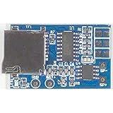 超小型MP3再生 電子基板モジュール 2Wアンプ内蔵 SDカード