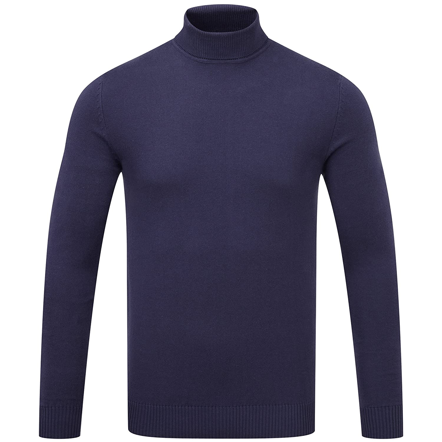 Charles Wilson Fine Knit Roll Neck Jumper