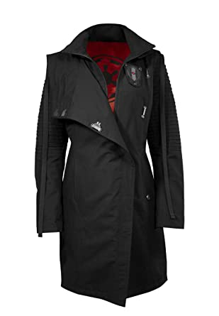 Musterbrand Star Wars Chaqueta Mujer Sith Lady Chaqueta ...