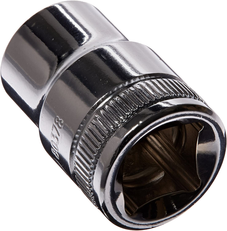 80378 GEARWRENCH 3//8 Drive 6 Point Standard Metric Socket 10mm