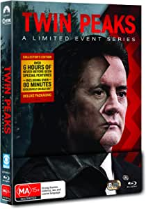 Twin Peaks: A Limited Event Series (Blu-ray)