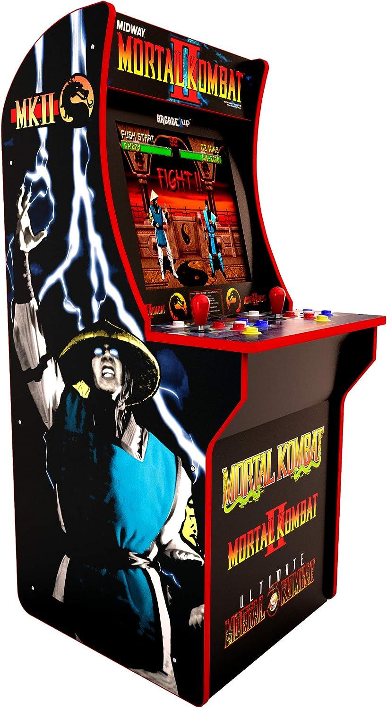 Arcade 1up Mortal Kombat - Arcade1up MK