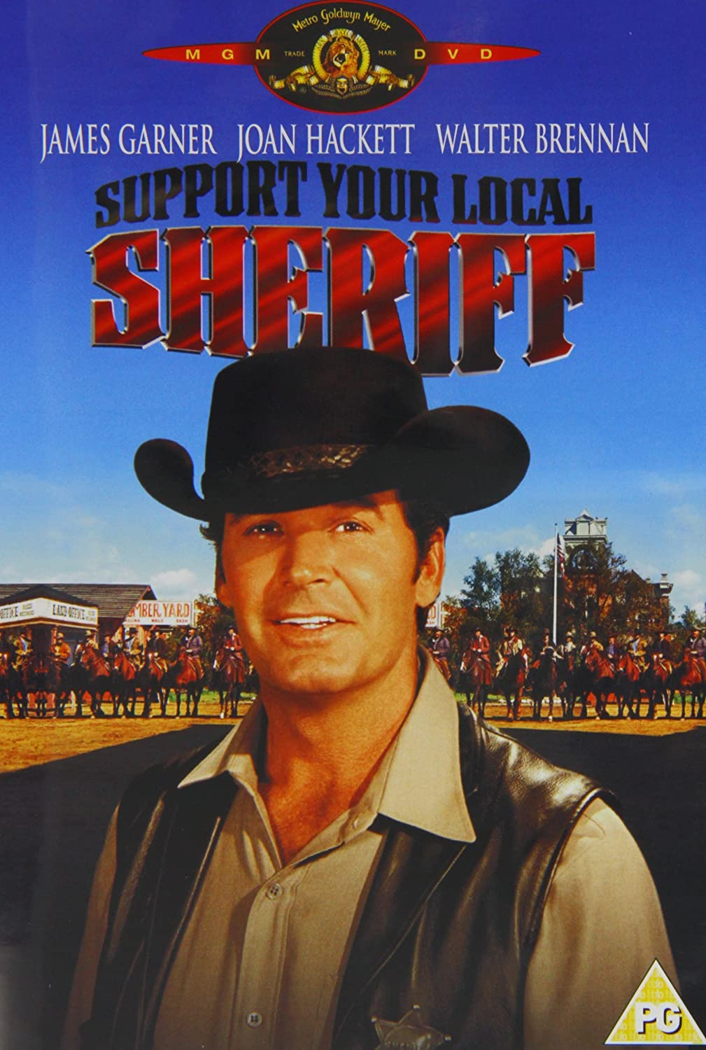Amazon.com: Support Your Local Sheriff!: James Garner, Joan ...