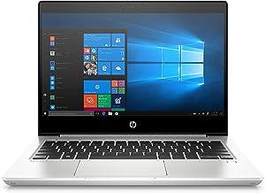 HP ProBook 430 G6 Notebook PC (5VD75UT#ABA) Intel i5-8265U, 8GB RAM, 256GB SSD, 13.3-inch FHD 1920x1080, Win10 Pro (Renewed)