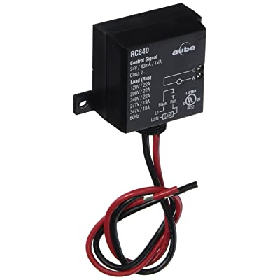 Aube Technologies 300612 RC840 On/Off Switching Electric Heating Relay: Home Improvement