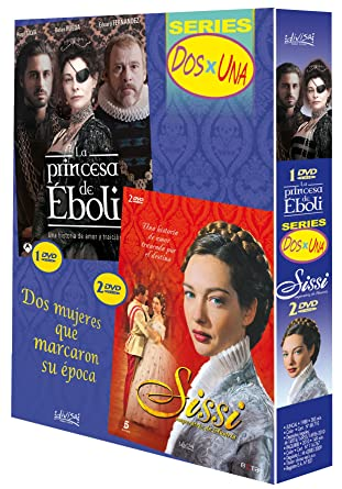 La Princesa De Éboli + Sissi: Emperatriz Austria [DVD]