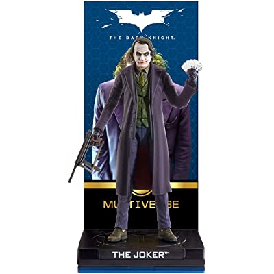 Mattel DC Comics Multiverse Signature Collection The Dark Knight The Joker Figure: Toys & Games