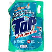 Top Concentrated Liquid Detergent, Super Low Suds Anti-Bacterial, 1.5 kilograms