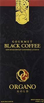 Gourmet-Black-Coffee-With-100%-Organic-Ganoderma-Lucidum