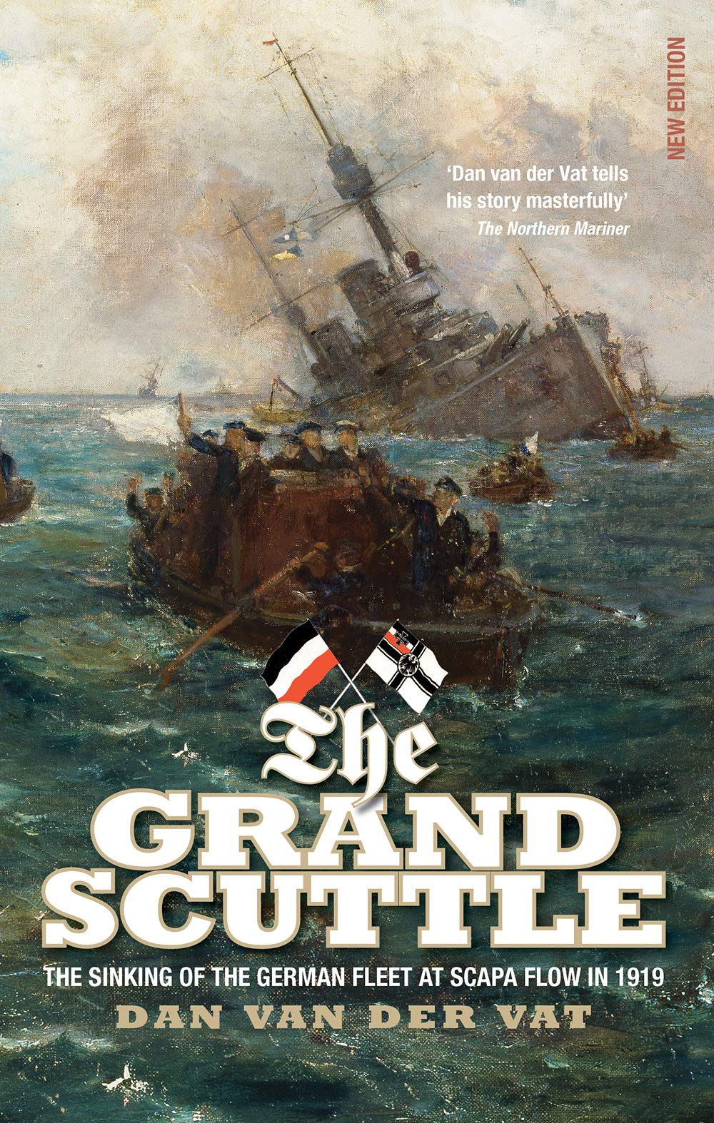 Download The Grand Scuttle: The Sinking of the German Fleet at Scapa Flow in 1919 PDF