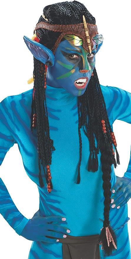 Neytiri Wig Na/'vi Costume Accessory Adult Avatar Halloween