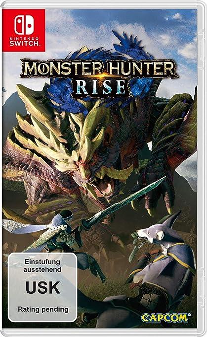 Monster Hunter Rise Nintendo Switch Amazon De Games