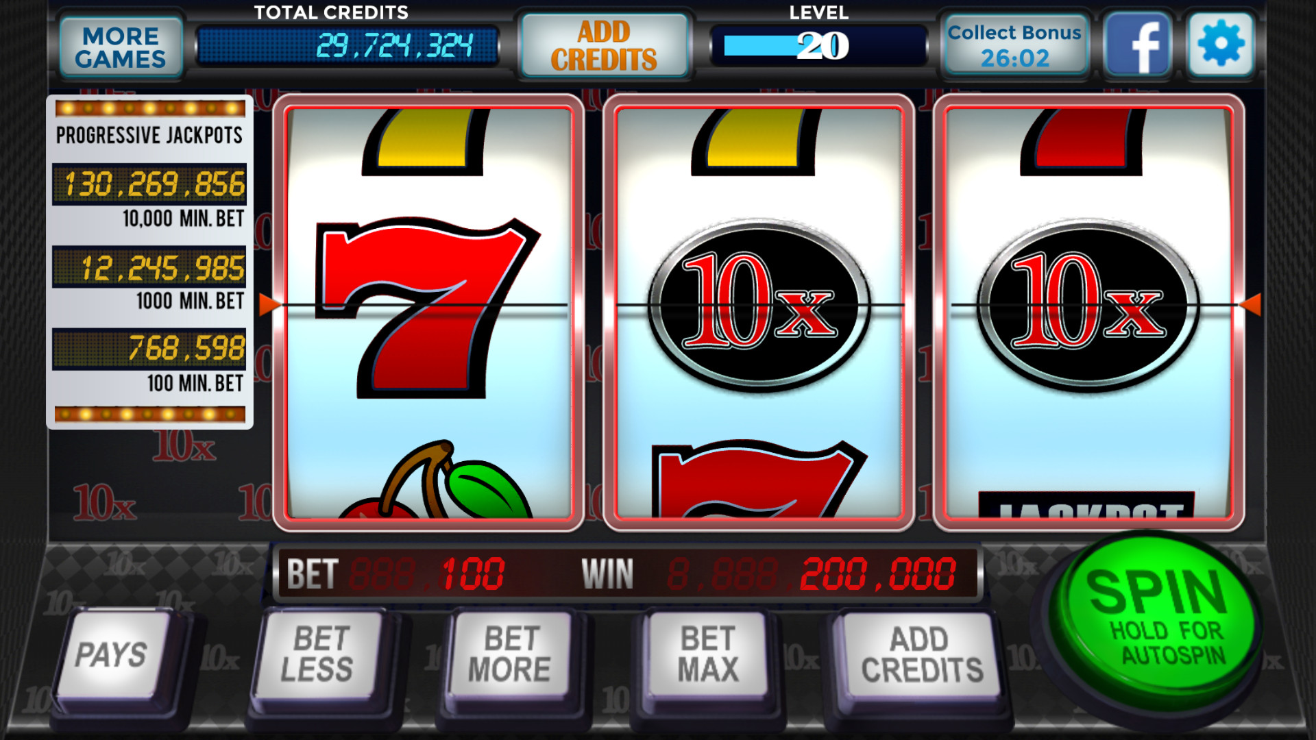 Freecasinogames Com Slots
