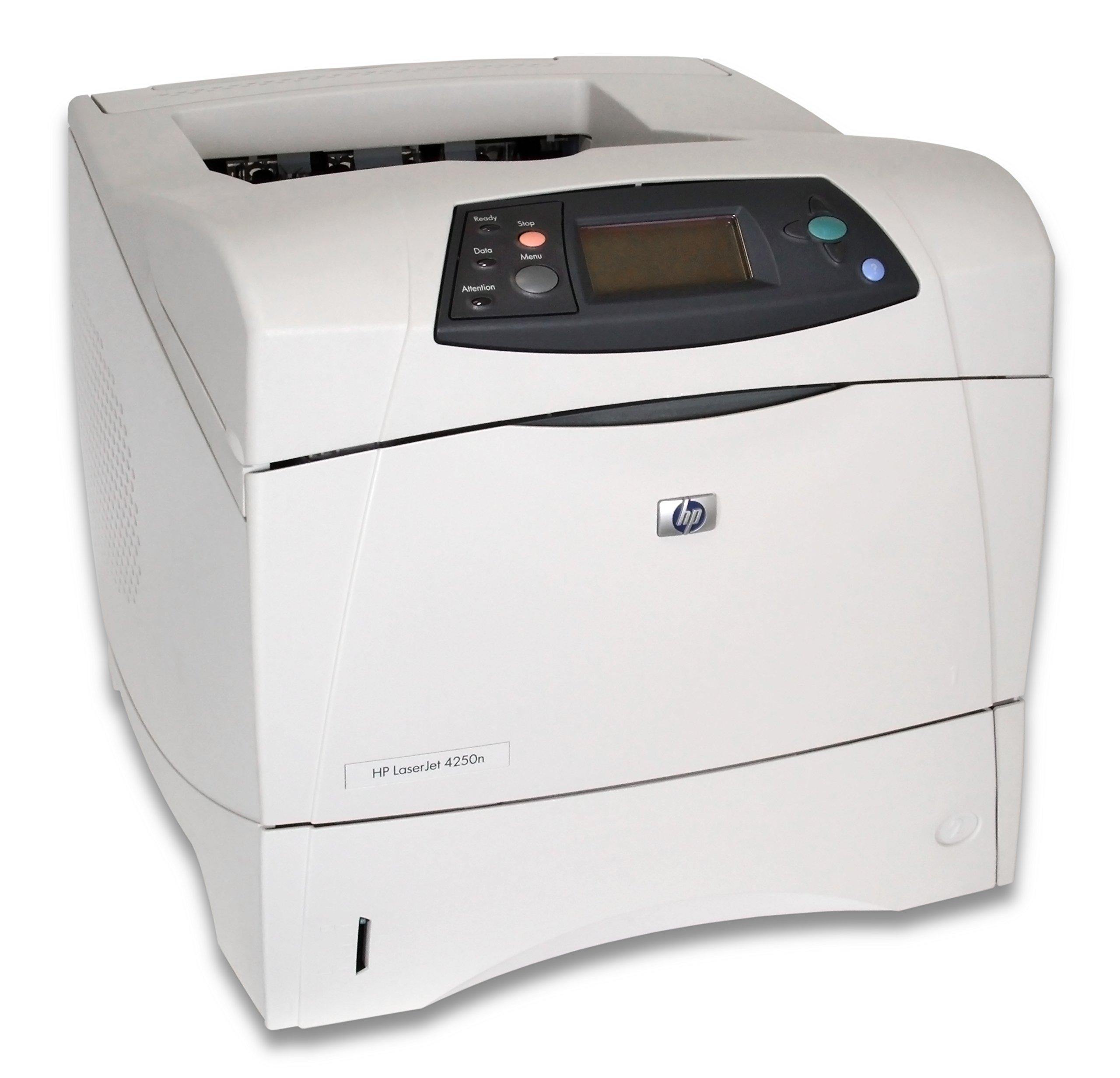 HP  LaserJet 4250N Laser Printer (Q5401A) - (Renewed) by HP (Image #1)