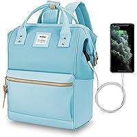 Mochila Mujer Casual Escolar de Moda para Portatil 15.6 Pulgadas, Backpack Mochilas Impermeable…