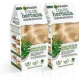 Garnier Color Herbalia - Coloration 100% végétale - Blond Naturel - Lot de 2