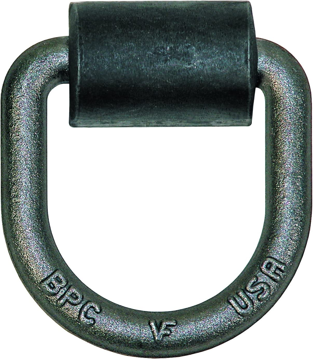 Buyers Products 1/2 Inch Forged D-Ring with Weld-On Mounting Bracket