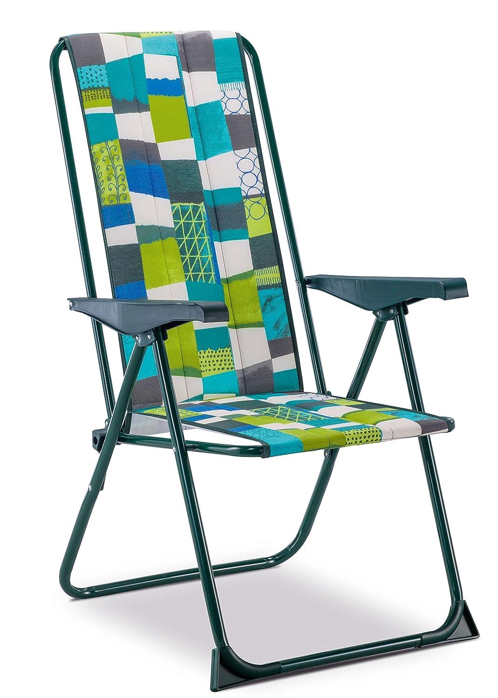Solenny Silla, verde, 62x60x105 cm, 50001001150057