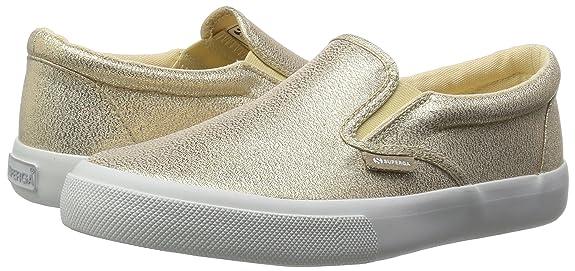Superga 2311 Lamew - Zapatillas Mujer, Dorado - Gold (174), 37 EU
