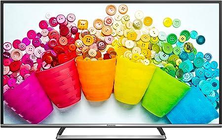 Panasonic TX-50CSW524S - Televisor de 126 cm, color plateado (importado): Amazon.es: Electrónica