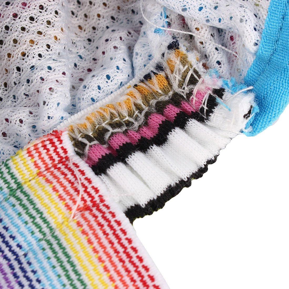 Amazon.com : eDealMax Mezclas de algodón Para mascotas Sanitaria bragas de la ropa Interior Ropa De Perro Perro de pañales Pantalones S Azul : Pet Supplies