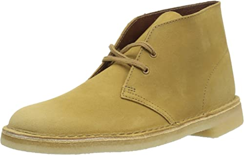 Clarks Desert Boot W Sand Suede For Women On Sale :