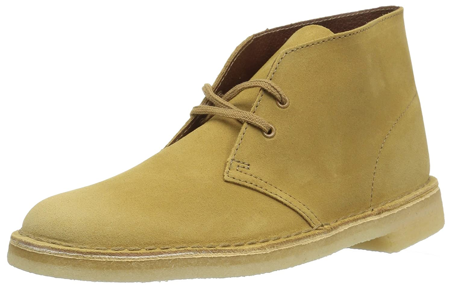Oak Suede Clarks Originals Men's Desert Boot