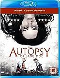 Autopsy Of Jane Doe UV [Blu-ray]
