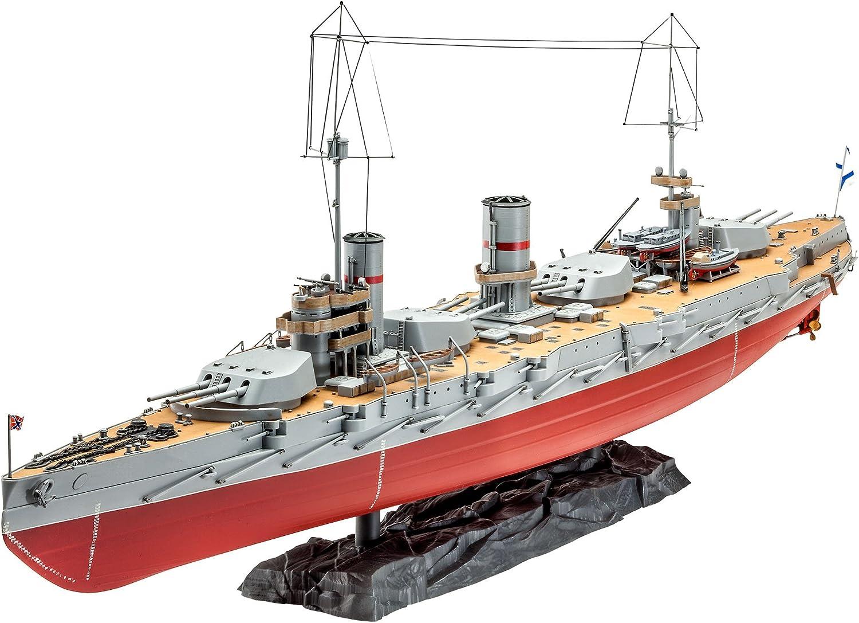 Russian Battleship 'Gangnut'