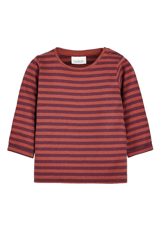 next Baby Jungen T-Shirts mit Waldtiermotiven 3er-Pack