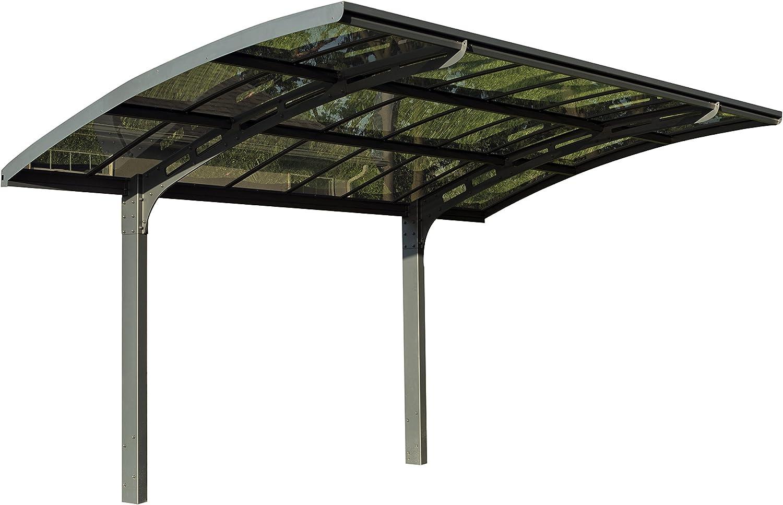 Maquesina Palram Arizona Breeze 5000, 495 x 290 x 273 cm, para coches, incl. kit de montaje