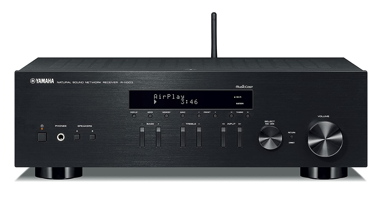 Yamaha R-n303bl Stereo Receiver