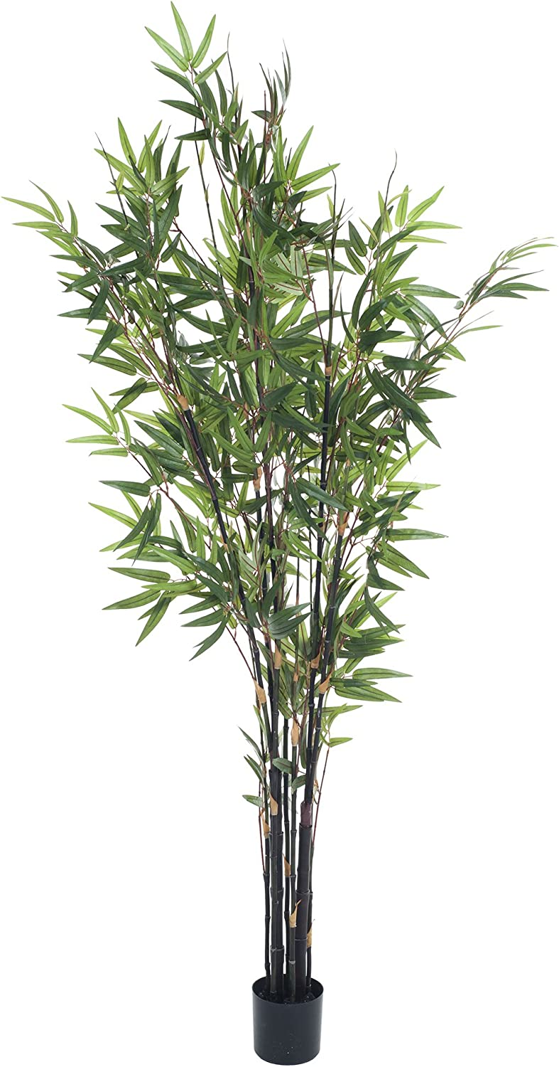 Pure Garden 50-10015 5 Foot Japanese Bamboo Artificial Tree, 5'