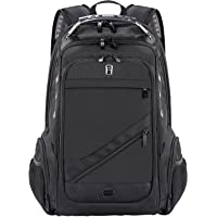 Sosoon Business Anti-Theft Travel Backpack with USB Charging Headphone Port, Water Resistant