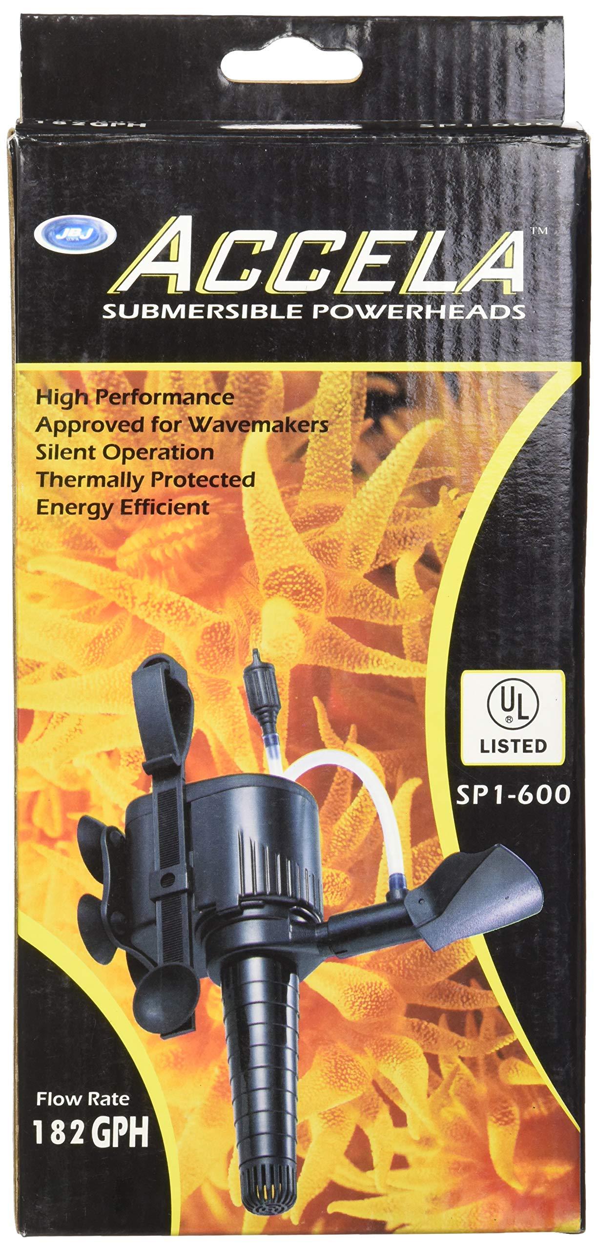 JBJ Lighting JB7344 Accela Submersible Powerhead, 182-GPH by JBJ Lighting (Image #3)